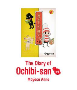 The Diary of Ochibi (English Edition), Volume 1