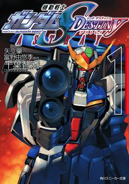機動戦士ガンダムSEED DESTINY ASTRAY 1-電子書籍