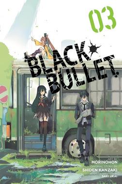 Black Bullet, Vol. 3-電子書籍