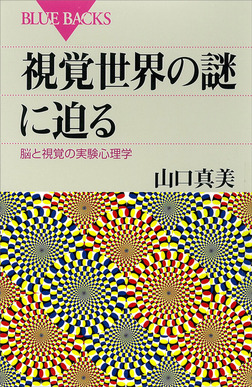 視覚世界の謎に迫る 脳と視覚の実験心理学-電子書籍