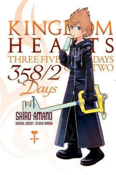 Kingdom Hearts 358/2 Days, Vol. 1
