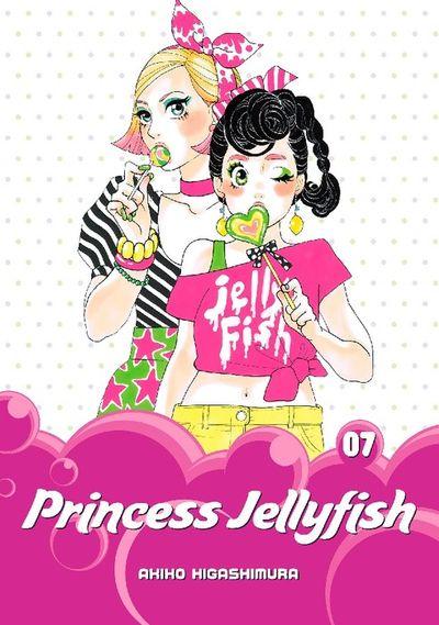 Princess Jellyfish Volume 7
