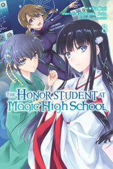 The Honor Student at Magic High School, Vol. 8