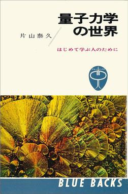 量子力学の世界 はじめて学ぶ人のために-電子書籍