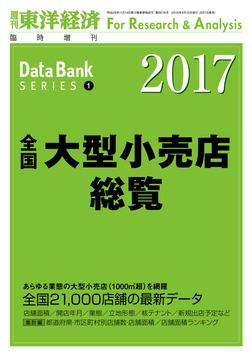 全国大型小売店総覧 2017年版-電子書籍