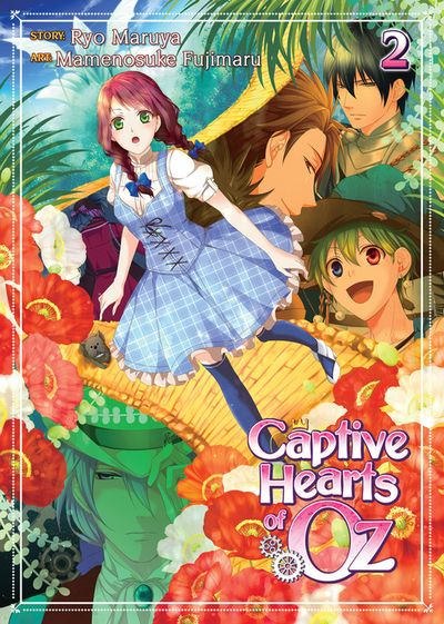 Captive Hearts of Oz Vol. 02