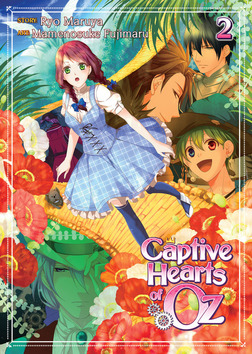 Captive Hearts of Oz Vol. 2-電子書籍