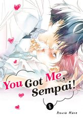 You Got Me, Sempai! Volume 6