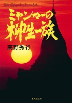 【カラー版】ミャンマーの柳生一族-電子書籍