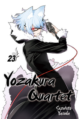 Yozakura Quartet Volume 23