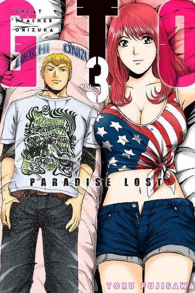 GTO Paradise Lost Volume 3