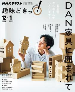 NHK 趣味どきっ!(火曜) DAN家具に囲まれて2020年12月~2021年1月-電子書籍