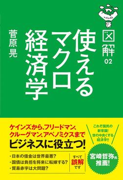 図解 使えるマクロ経済学-電子書籍