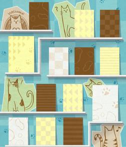 2月22日は『猫の日』だにゃー!きせかえ本棚01-電子書籍