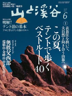 山と溪谷 2016年 6月号-電子書籍