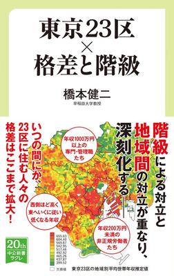 東京23区×格差と階級-電子書籍