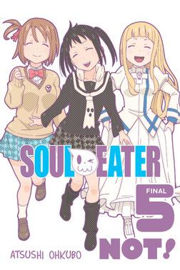 Soul Eater NOT!, Vol. 5-電子書籍