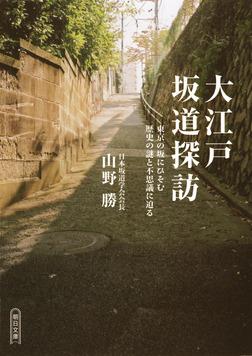 大江戸坂道探訪-電子書籍