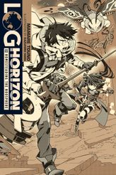Log Horizon, Vol. 10