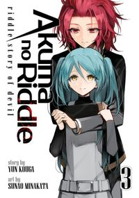 Akuma no Riddle Vol. 3