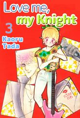 Love me, my Knight, Volume 3