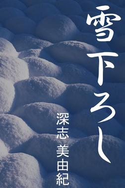雪下ろし-電子書籍