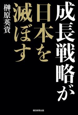 成長戦略が日本を滅ぼす-電子書籍