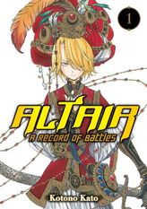 Altair: A Record of Battles Volume 1