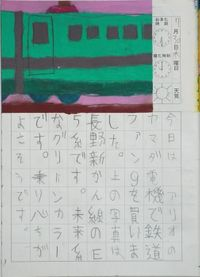 TALKEN絵日記76冊目