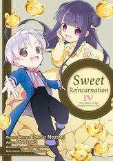 Sweet Reincarnation Volume 4