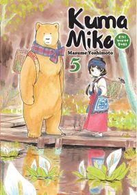 Kuma Miko Volume 5