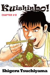 Kuishinbo!, Chapter 4-8