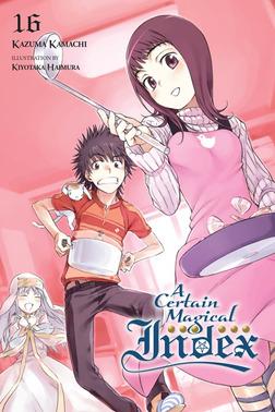 A Certain Magical Index, Vol. 16-電子書籍
