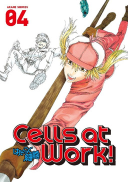 Cells at Work! Volume 4