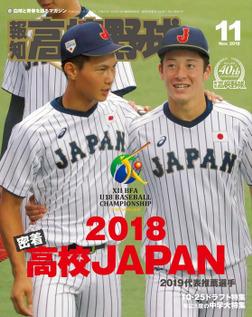 報知高校野球2018年11月号-電子書籍