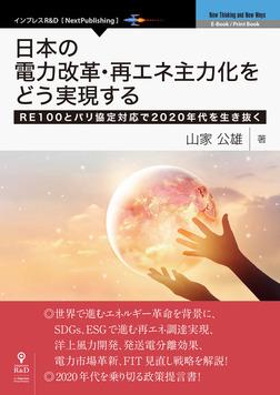 日本の電力改革・再エネ主力化をどう実現する RE100とパリ協定対応で2020年代を生き抜く-電子書籍