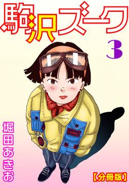 駒沢ズーク【分冊版】3-電子書籍
