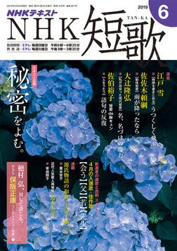 NHK 短歌 2019年6月号-電子書籍