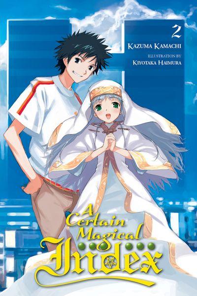 A Certain Magical Index, Vol. 2