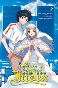 A Certain Magical Index, Vol. 2