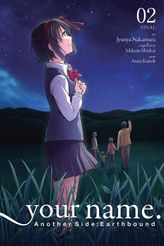 your name. Another Side:Earthbound, Vol. 2