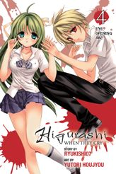 Higurashi When They Cry: Eye Opening Arc, Vol. 4