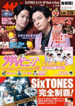 ザテレビジョン 首都圏関東版 2021年2/26号-電子書籍
