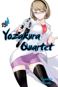 Yozakura Quartet Volume 15