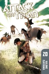 Attack on Titan Volume 20