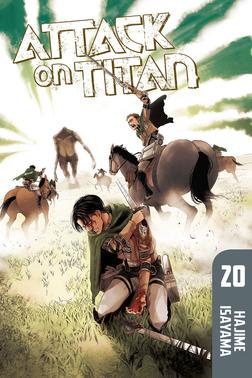 Attack on Titan 20-電子書籍