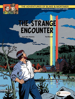 Blake & Mortimer - Volume 5 - The Strange Encounter-電子書籍