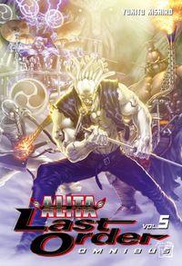 Battle Angel Alita: Last Order Omnibus Omnibus 5