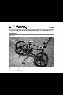 inhabisnap ~2015年発行 月刊シリーズ 9月号~-電子書籍