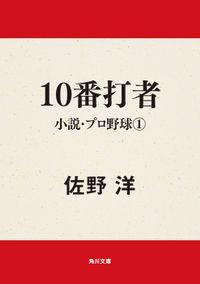 10番打者 小説・プロ野球<1>